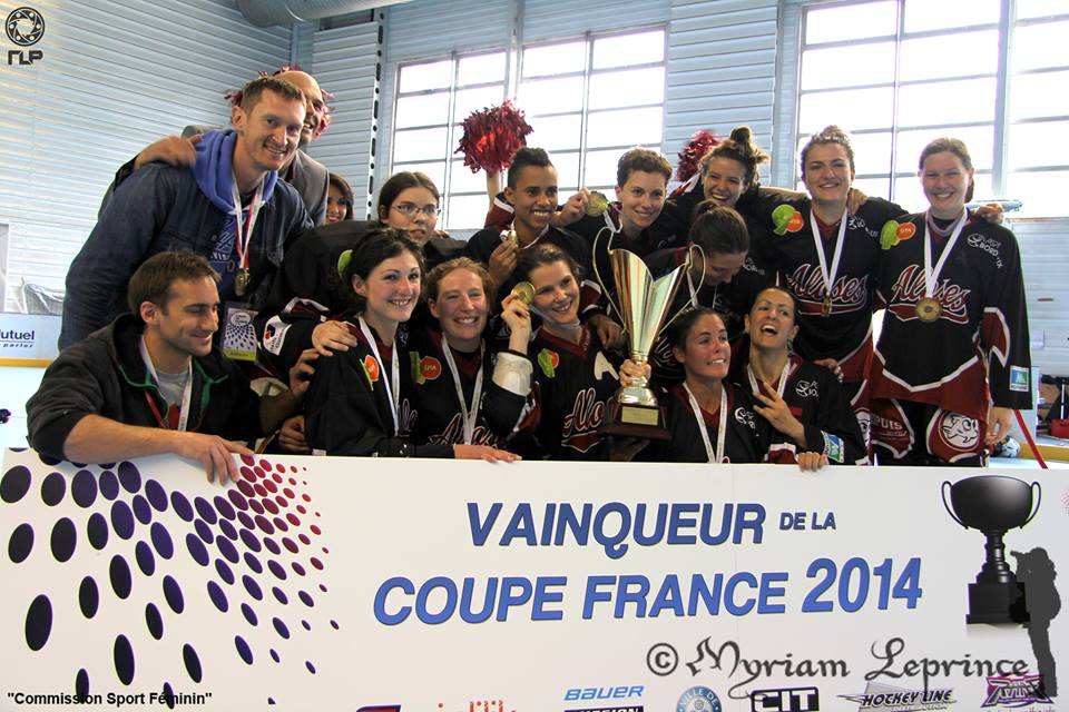 Coupe de France 2014 - Bordeaux - Photo ©Myriam Leprince