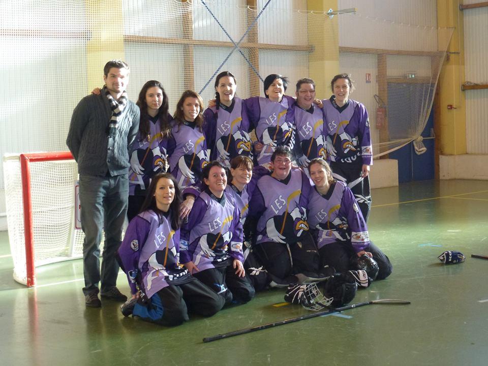 Equipe des Alouettes - Poitou Charente