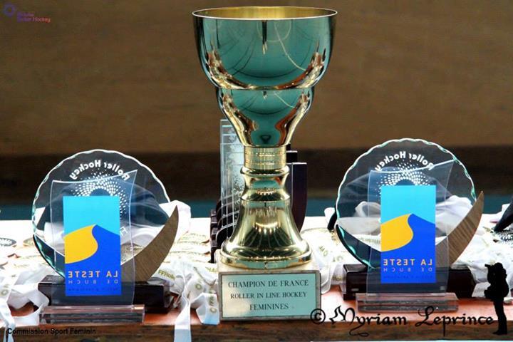 Après la Teste l'an dernier, c'est à Ris-Orangis que se jouent les finales féminines 2014.