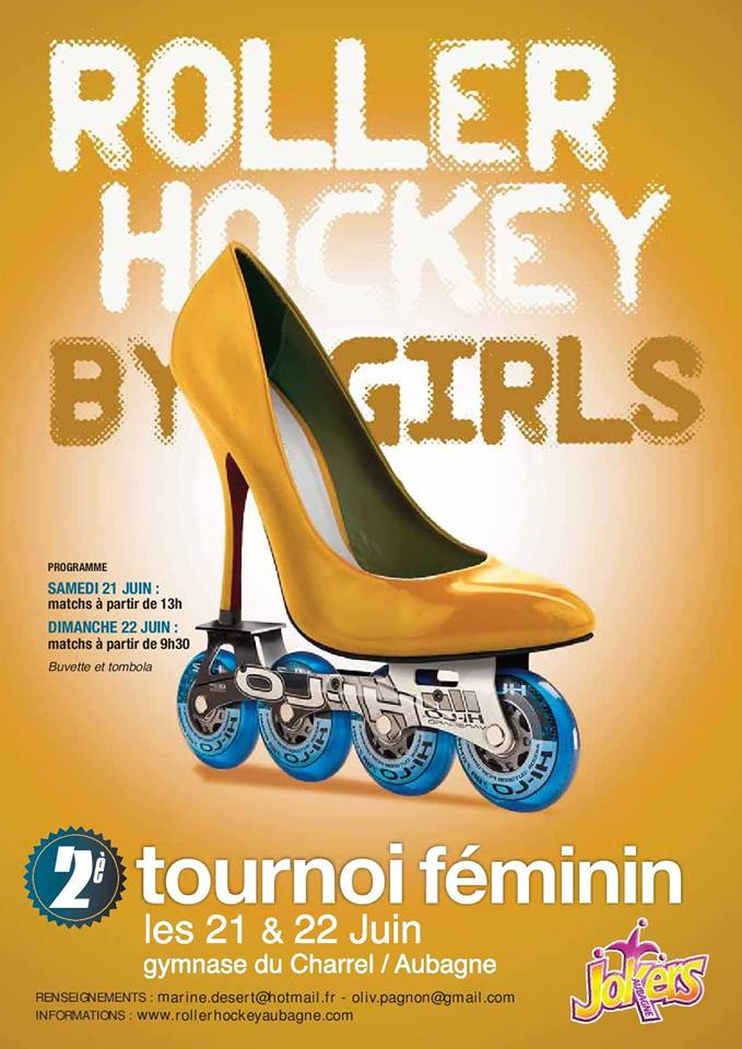 Tournoi feminin Aubagne