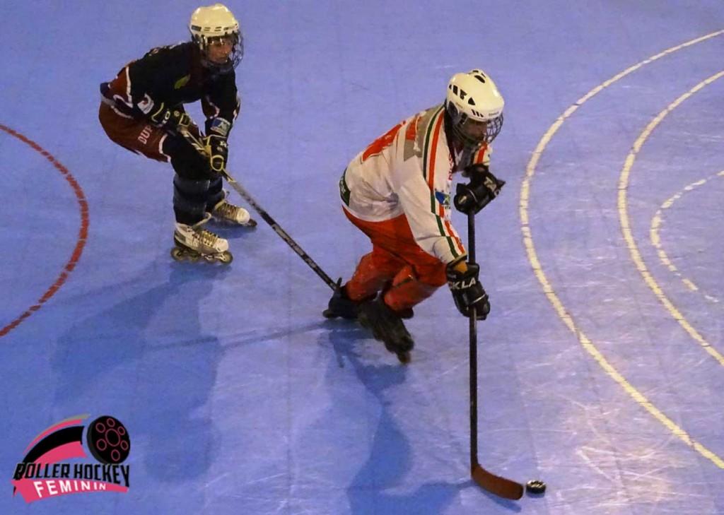 Bordeaux - Anglet - RollerHockeyFeminin