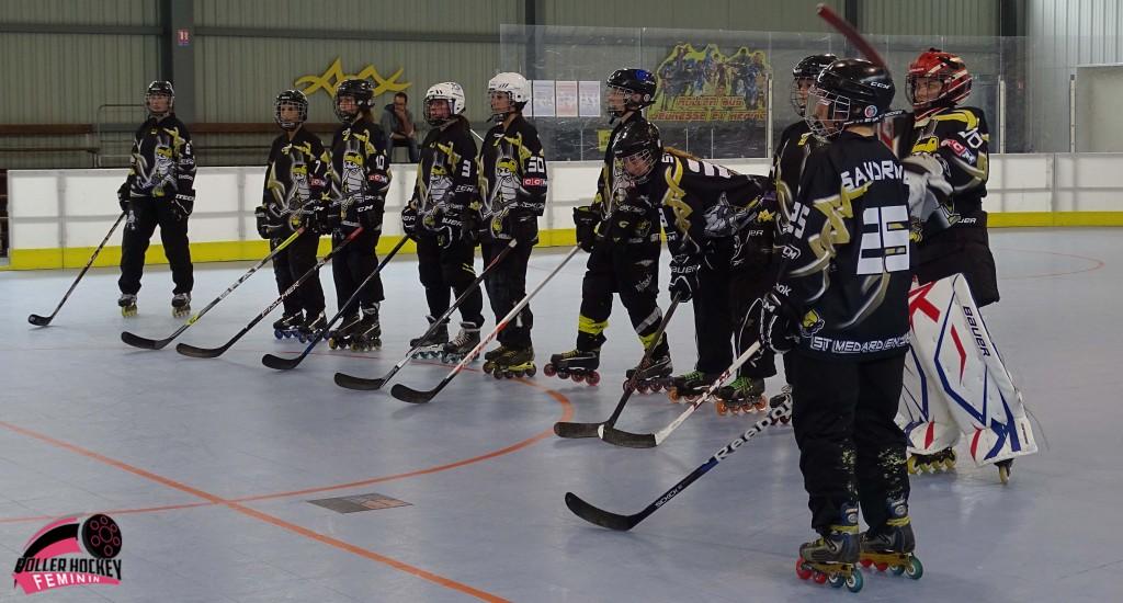 Saint-Médard Amiens - Photo RollerHockeyFeminin