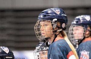Melanie Moore - team USA - Sparta Cup