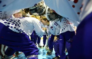 Equipe de France en bronze - Photo World Inline Hockey
