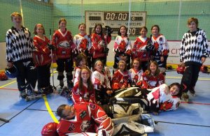 Match féminin amical Chambery Valence