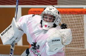 Laurine Cruaud -Saint-Ledard - photo World Inline Hockey